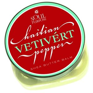 Picture of Haitian Vetivert Pepper Body Butter - 4 oz